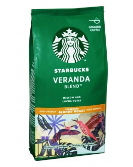 Кава STARBUCKS Veranda Blend мелена 200 г (7613036932158)