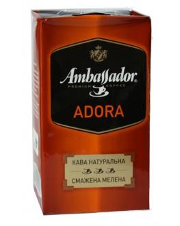 Кофе AMBASSADOR Adora молотый 225 г (8719325020502)