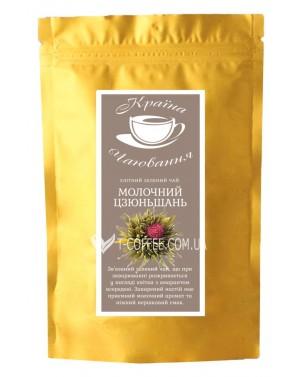 Молочный Цзюньшань зеленый вязаный чай Країна Чаювання 100 г ф/п