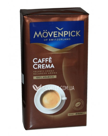 Кофе Movenpick Caffe Crema молотый 500 г (4006581017839)