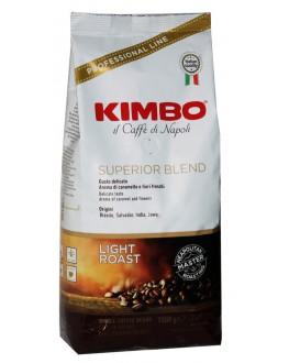 Кава KIMBO Superior Blend зернова 1 кг (8002200140021)