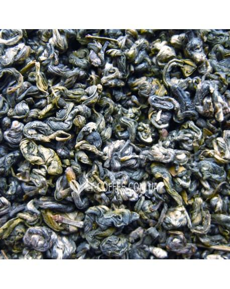 Пилочунь зеленый классический чай Країна Чаювання 100 г ф/п