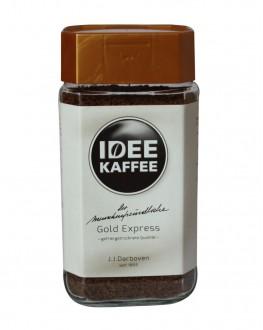Кава JJ DARBOVEN Idee Kaffee Gold Express розчинна 100 г скл. б. (4006581003238)