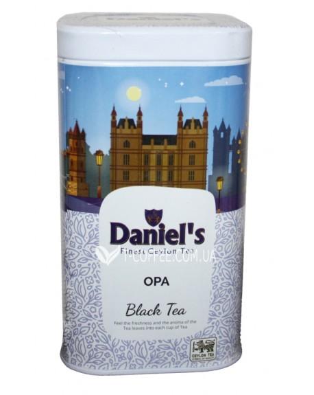 Чай Daniel's OPA Black Tea 100 г ж/б (4796017690490)