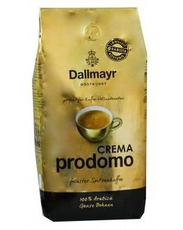Кофе DALLMAYR Crema Prodomo зерновой 1 кг (4008167055105)