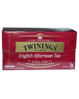 Чай TWININGS English Afternoon Tea Англійський Ланч 25 х 2 г (070177074609)