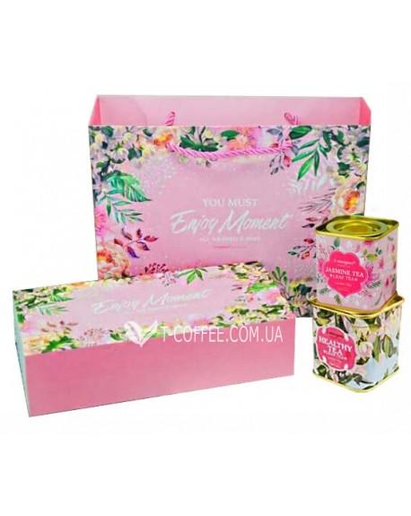 Набор Enjoy Moments розовый Чайна Країна