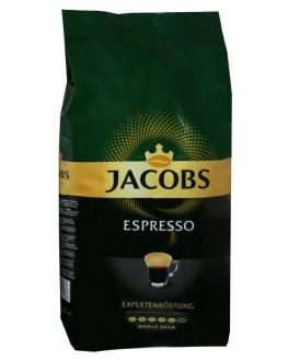 Кофе JACOBS Espresso зерновой 1 кг (8711000539187)