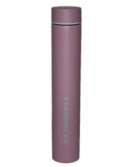 Термос STARBUCKS Long рожевий 280 мл