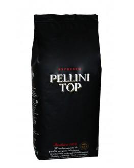 Кава PELLINI Top Arabica 100% зернова 1 кг (8001685092702)
