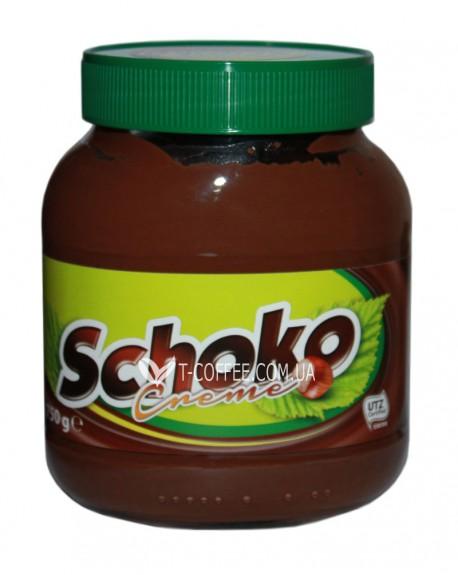 Шоколадная паста Schoko Creme 750 г