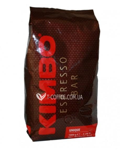Кофе KIMBO Espresso Bar Unique зерновой 1 кг (8002200140090)