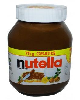 Шоколадна паста NUTELLA 750 г скл. б (4008400404127)