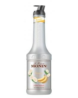 Фруктове пюре MONIN Banana Банан 1 л