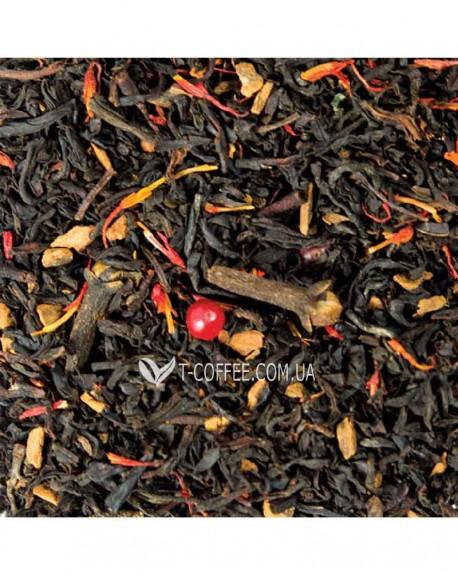Кузница Вулкана черный ароматизированный чай Світ чаю