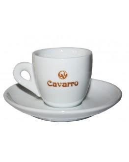 Чашка з блюдцем CAVARRO Еспресо 60 мл