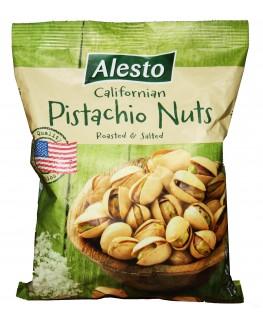 Фисташки ALESTO Californian Pistachios жареные соленые 250 г (20005719)