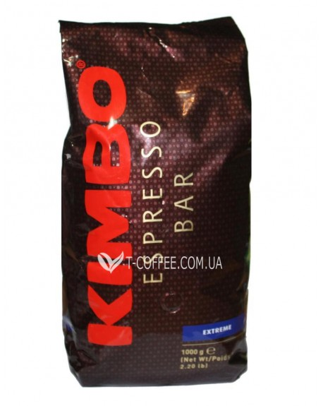 Кофе KIMBO Espresso Bar Extreme зерновой 1 кг