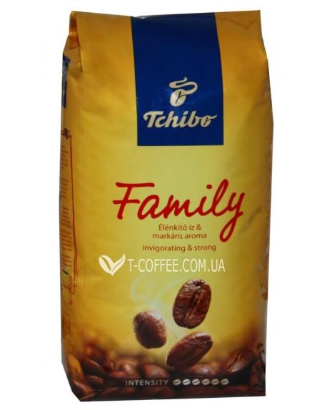 Кофе Tchibo Family зерновой 1 кг (5997338170718)