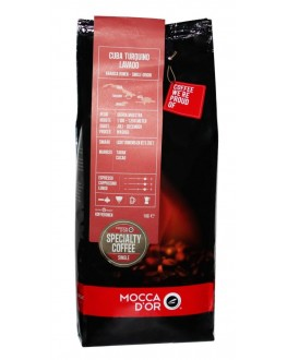 Кава MOCCA D`OR Cuba Turouino Lavado зернова 1 кг (8715579008983)