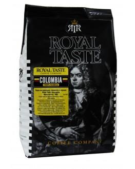 Кофе ROYAL TASTE Colombia зерновой 500 г (8719324106054)