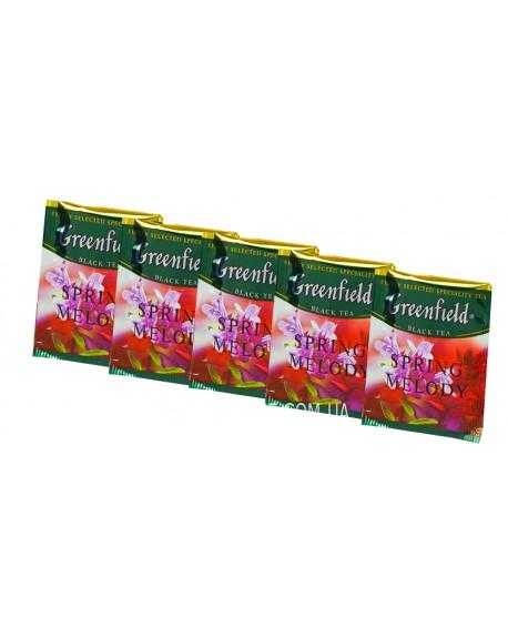 Чай Greenfield Spring Melody Весенняя Мелодия 100 х 1,5 г