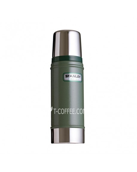 Термос Stanley легендарный классический зеленый 700 мл (4823082708437)