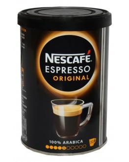 Кофе NESCAFE Espresso Original растворимый 95 г ж/б (7613034870940)