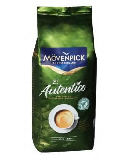 Кава MOVENPICK El Autentico зернова 1 кг (4006581012421)