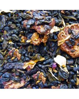 Анабель зеленый ароматизированный чай Країна Чаювання 100 г ф/п