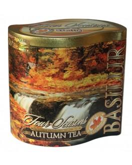 Чай BASILUR Autumn Tea Осінній - Пори Року 100 г ж/б (4792252100435)