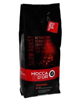 Кава MOCCA D`OR Moccaarabica зернова 1 кг (8715579004329)