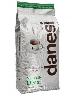 Кофе DANESI Naturally Decaf зерновой 1 кг (8000135090008)
