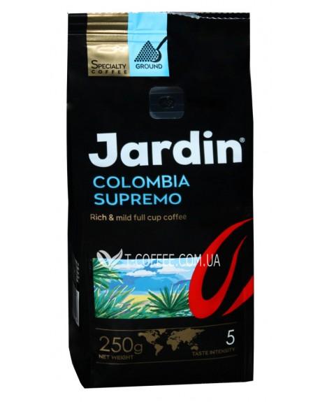 Кофе Jardin Specialty Colombia Supremo 100% Arabica молотый 250 г (4823096801469)