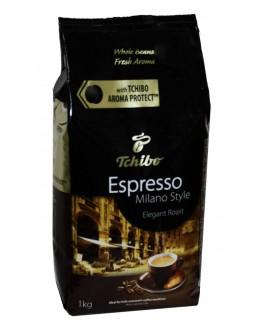 Кава TCHIBO Espresso Milano Style зернова 1 кг (4061445008279)