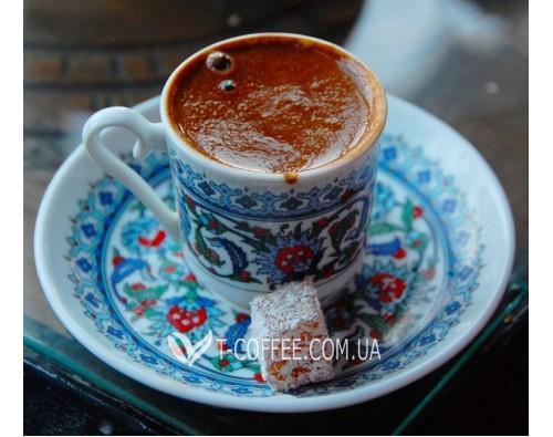 Несколько фактов о кофе по-турецки