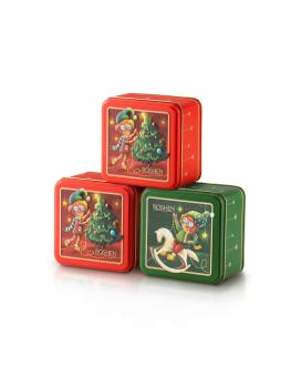 Новорічний подарунок ROSHEN №12 Новорічна Мозаїка 2022 198 г (4823077635229)