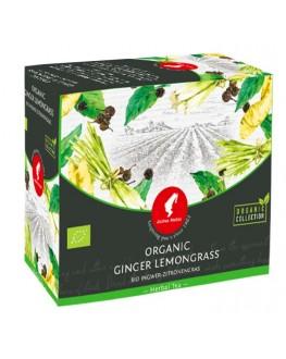 Чай JULIUS MEINL Bio Asian Spirit Ginger Lemongrass Душа Азії Імбир Лемонграсс 20 x 3 г (9000403832582)