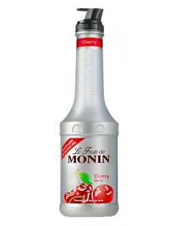 Фруктове пюре MONIN Cherry Вишня 1 л