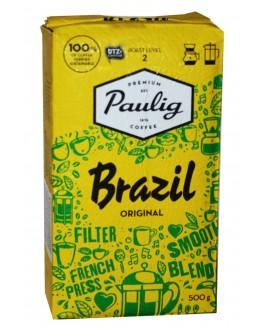Кава PAULIG Brazil Original мелена 500 г (6411300000616)