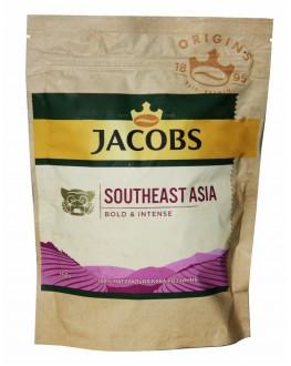 Кофе JACOBS Southeast Asia растворимый 150 г эконом. пак. (8714599108291)