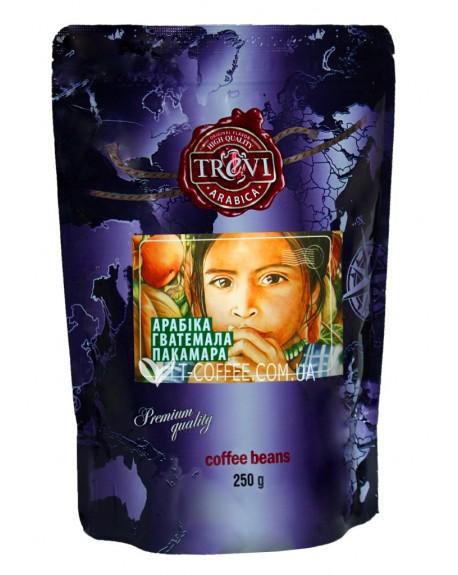 Кофе Trevi Арабика Гватемала Пакамара зерновой 250 г (4820140050880)