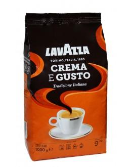 Кофе LAVAZZA Espresso Crema e Gusto Tradizione Italiana зерновой 1 кг (8000070038271)