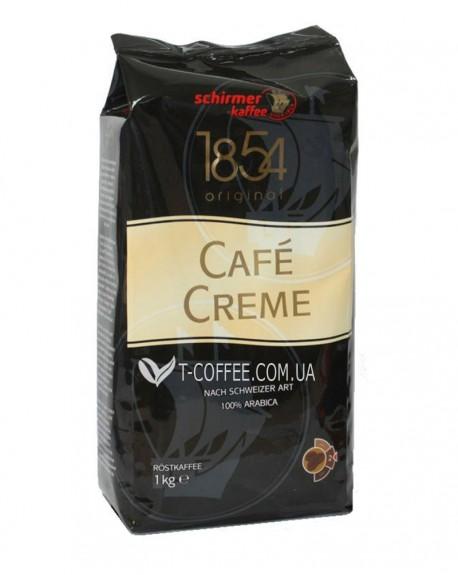 Кофе Schirmer Cafe Creme зерновой 1 кг (4007611200139)