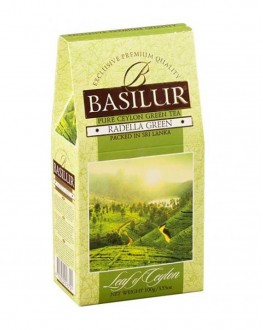 Чай BASILUR Radella Раделла - Лист Цейлона 100 г к/п (4792252916791)