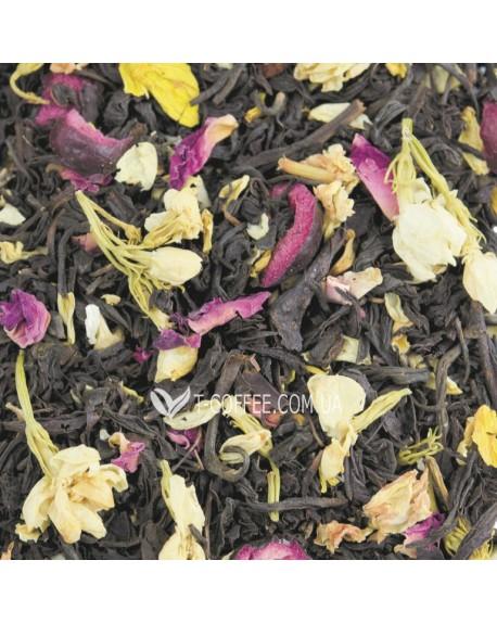 Ночь на Купала черный ароматизированный чай Світ чаю