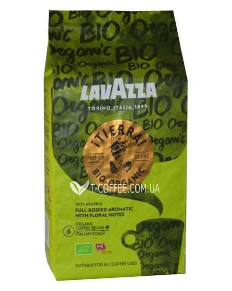 Кофе Lavazza Tierra Bio-Organic зерновой 1 кг (800007009745)