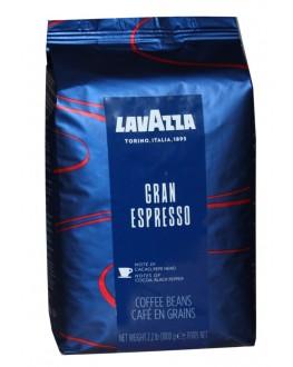 Кава LAVAZZA Espresso Gran Espresso зернова 1 кг (8000070021341)