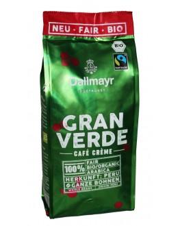 Кофе DALLMAYR Granverde Cafe Creme зерновой 220 г (4008167434801)