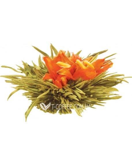 Цветущая Лилия зеленый вязаный чай Чайна Країна
